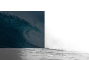 Wave Background Image