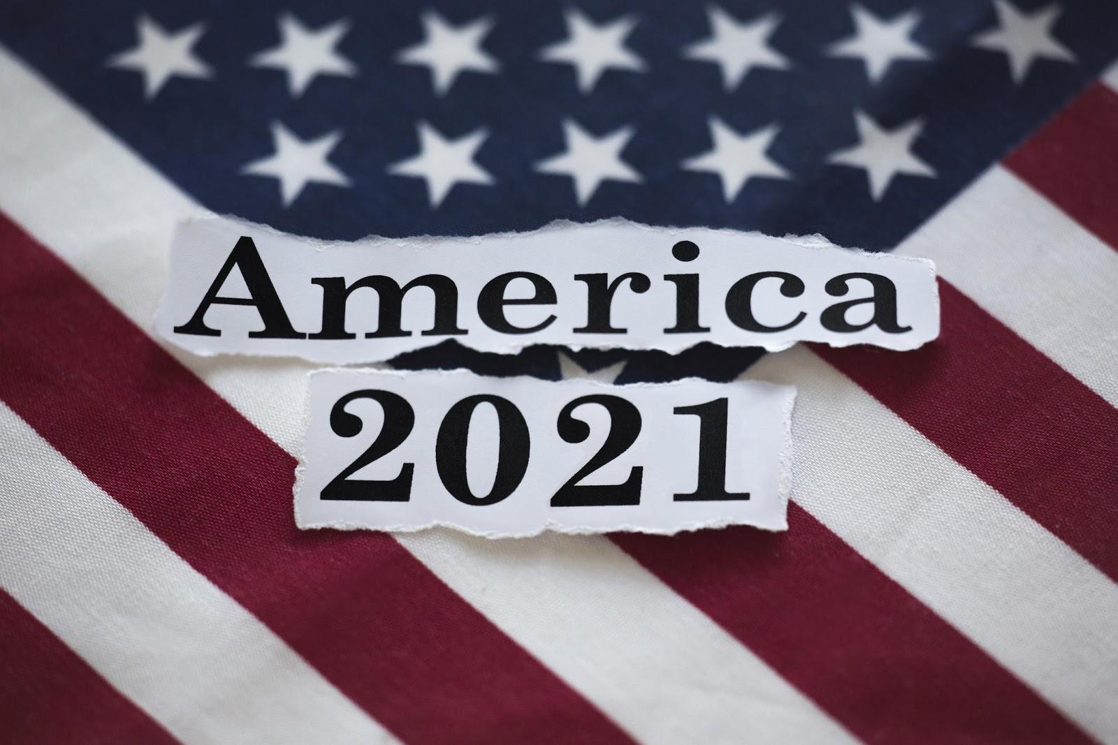 Biden Harris and America 2021