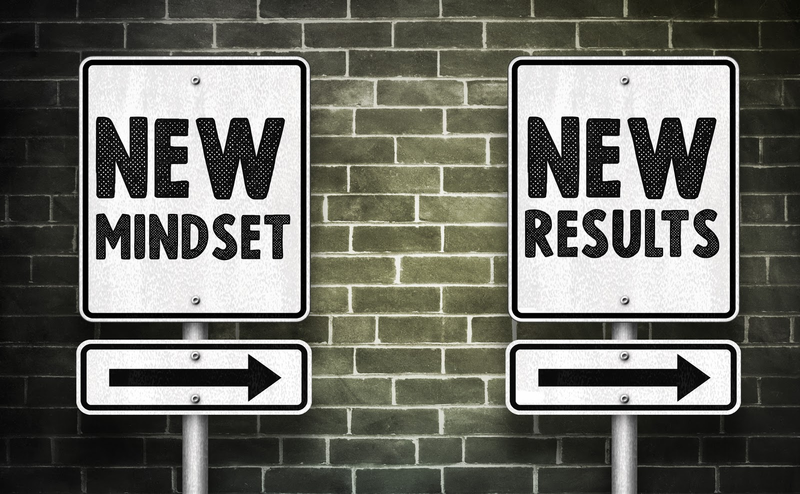 signs: new mindset new results