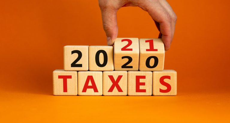 retirement tax planning in 2021